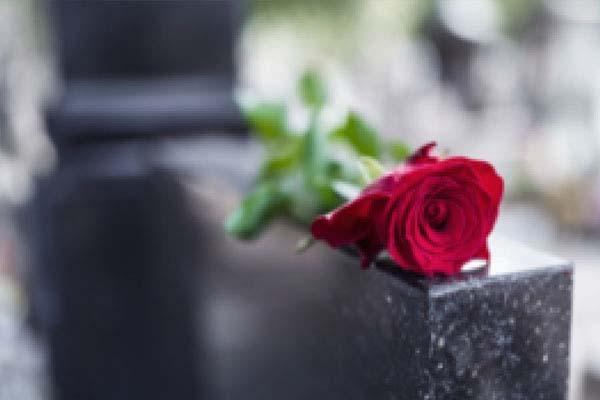 погребална агенция, погребение